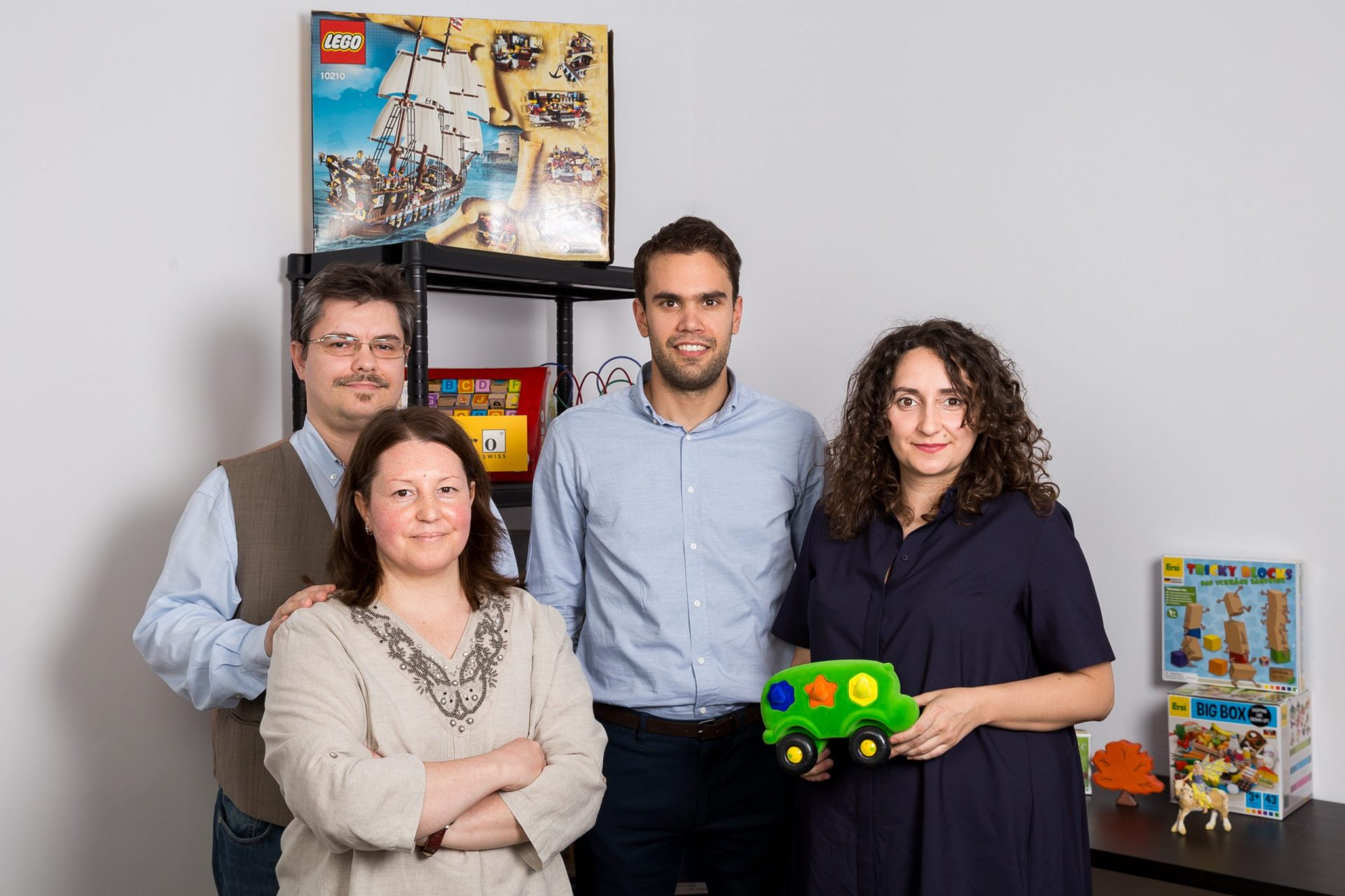 Evertoys, a business born at the EMBA – Interview with Tiberiu Lupu